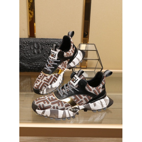 Fendi Casual Shoes For Men #858228