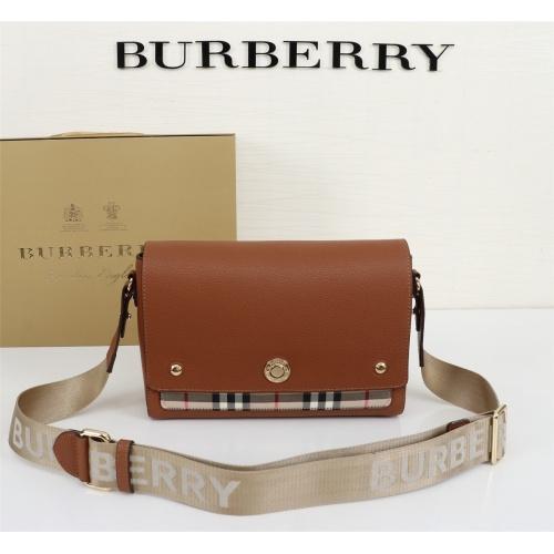 Burberry AAA Messenger Bags For Women #858276
