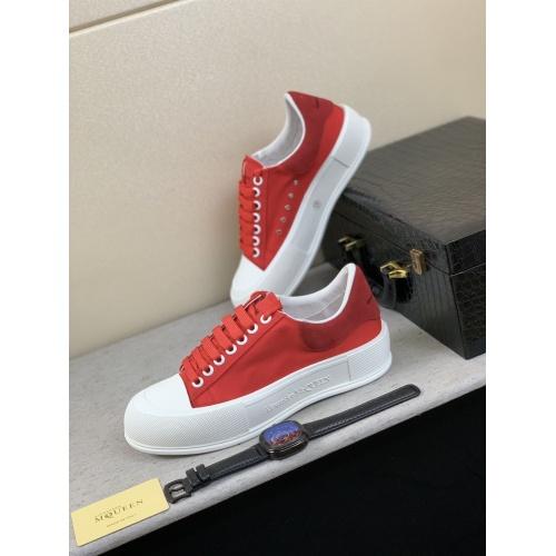 Alexander McQueen Shoes For Men #858338