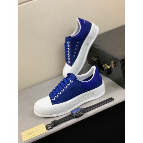 Alexander McQueen Shoes For Men #858339