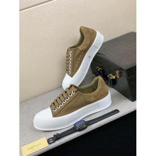 Alexander McQueen Shoes For Men #858340