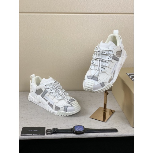 Dolce & Gabbana D&G Casual Shoes For Men #858351