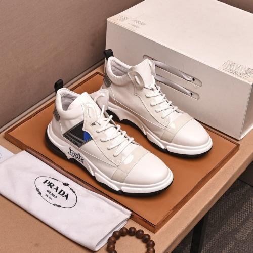 Prada Casual Shoes For Men #858404