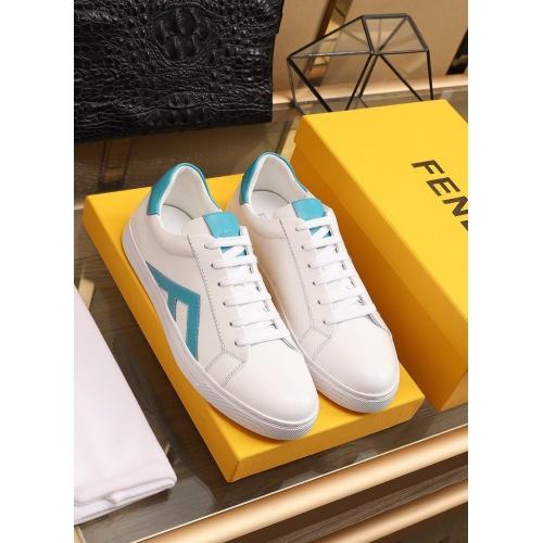 Fendi Casual Shoes For Men #858413