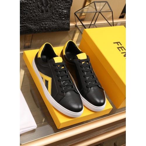 Fendi Casual Shoes For Men #858414