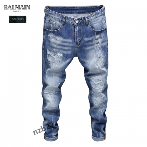 Balmain Jeans For Men #858442