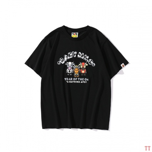 Bape T-Shirts Short Sleeved For Men #858485