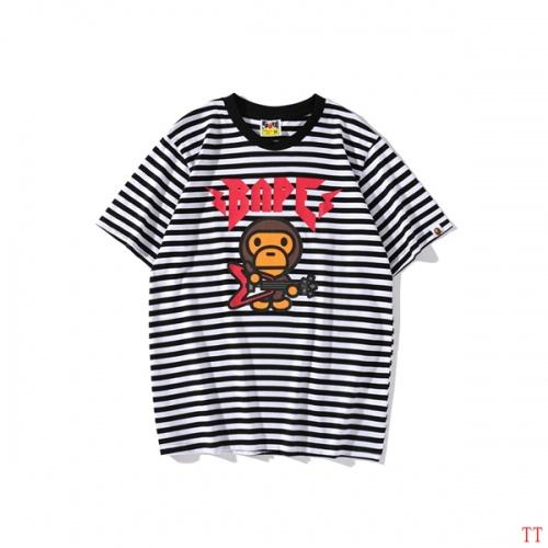 Bape T-Shirts Short Sleeved For Men #858487