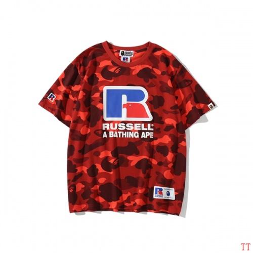 Bape T-Shirts Short Sleeved For Men #858488