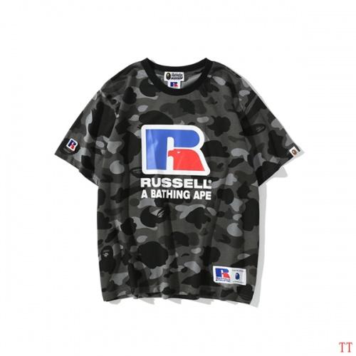 Bape T-Shirts Short Sleeved For Men #858489