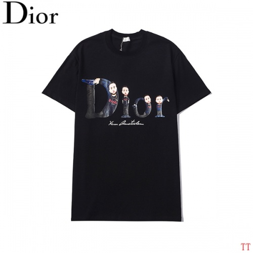 Christian Dior T-Shirts For Men #858511