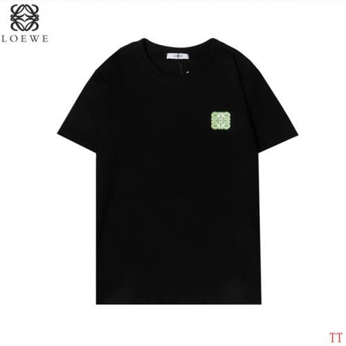 LOEWE T-Shirts Short Sleeved For Men #858553