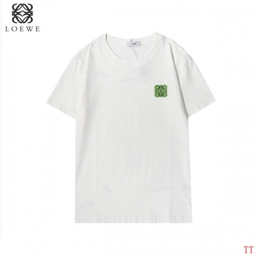 LOEWE T-Shirts Short Sleeved For Men #858554