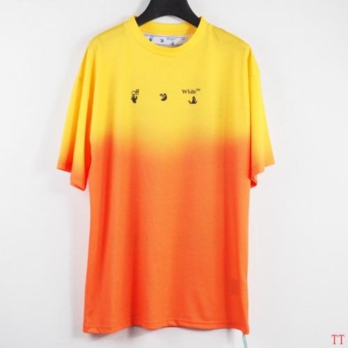 Off-White T-Shirts Short Sleeved For Men #858584