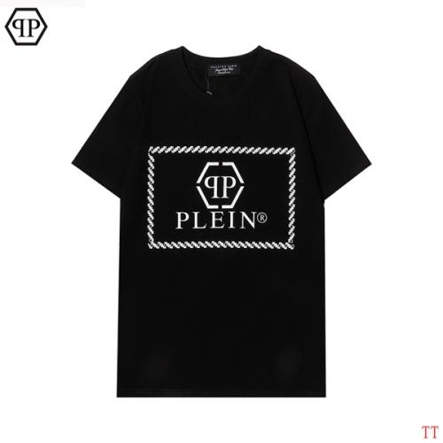 Philipp Plein PP T-Shirts Short Sleeved For Men #858590