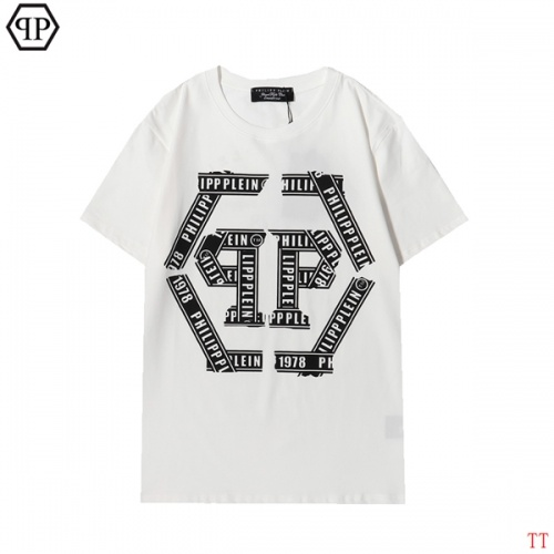 Philipp Plein PP T-Shirts Short Sleeved For Men #858593