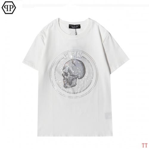 Philipp Plein PP T-Shirts Short Sleeved For Men #858598