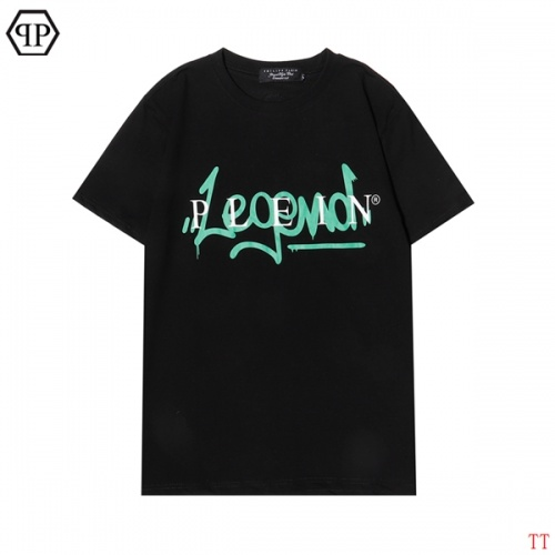 Philipp Plein PP T-Shirts Short Sleeved For Men #858604