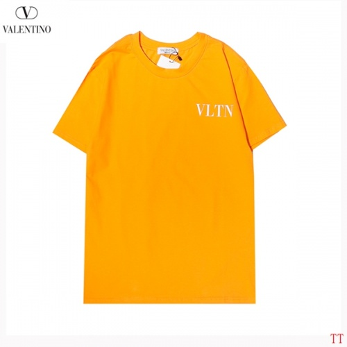 Valentino T-Shirts Short Sleeved For Men #858611