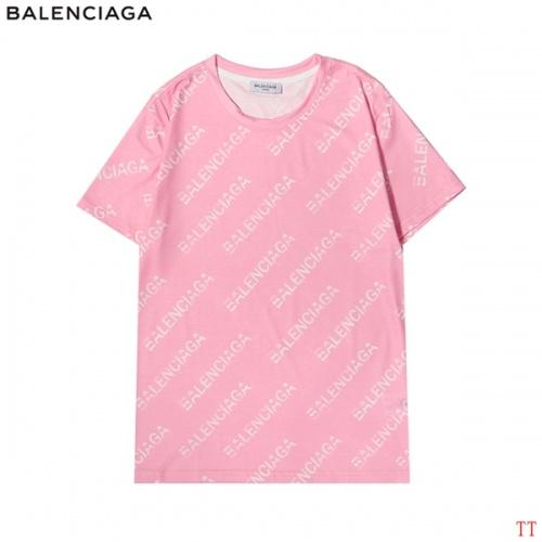 Balenciaga T-Shirts Short Sleeved For Men #858629