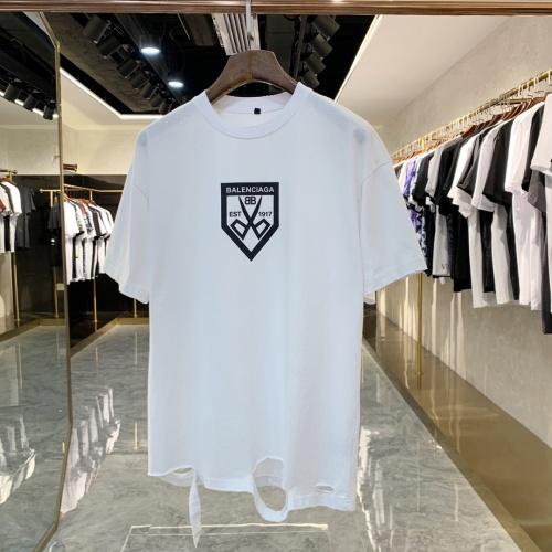 Balenciaga T-Shirts Short Sleeved For Men #858667