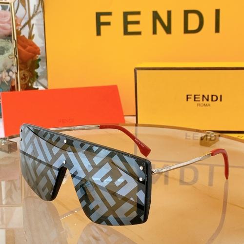 Fendi AAA Quality Sunglasses #858714