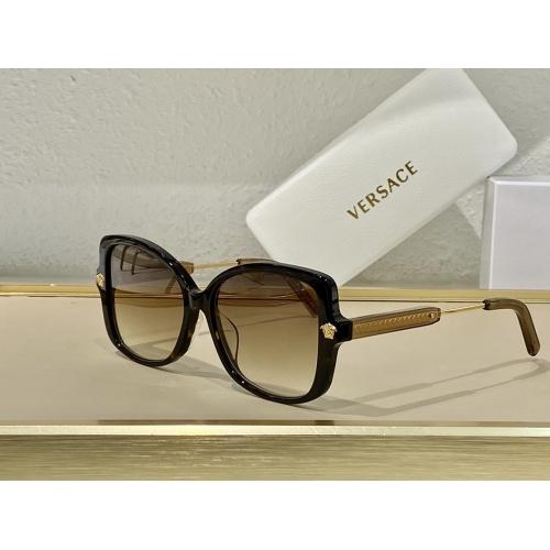 Versace AAA Quality Sunglasses #858723