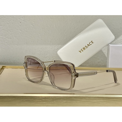 Versace AAA Quality Sunglasses #858724