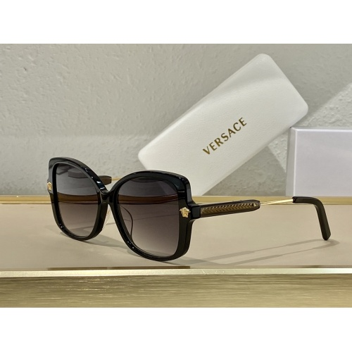 Versace AAA Quality Sunglasses #858726