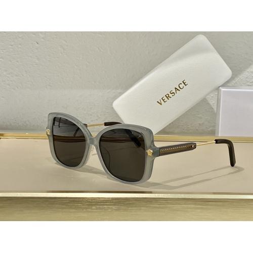Versace AAA Quality Sunglasses #858727
