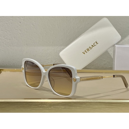 Versace AAA Quality Sunglasses #858728