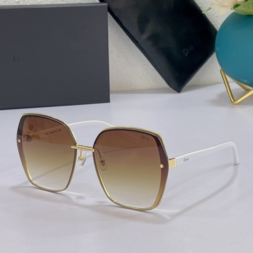 Christian Dior AAA Quality Sunglasses #858736