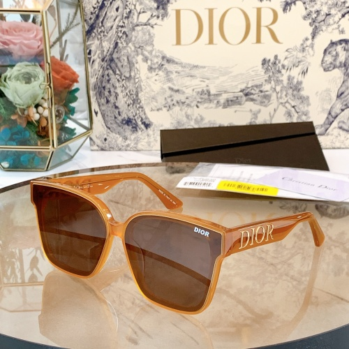 Christian Dior AAA Quality Sunglasses #858742