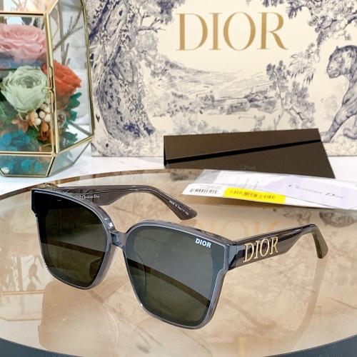 Christian Dior AAA Quality Sunglasses #858743