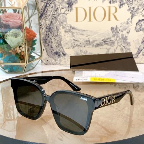Christian Dior AAA Quality Sunglasses #858744