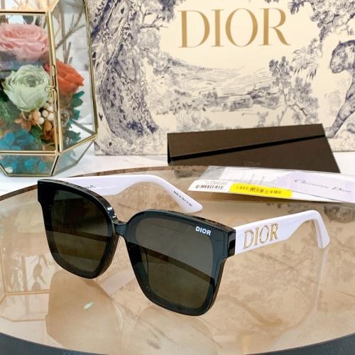 Christian Dior AAA Quality Sunglasses #858745