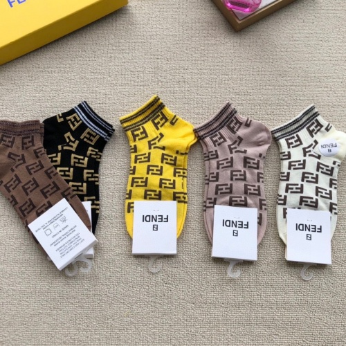 Fendi Socks #858751