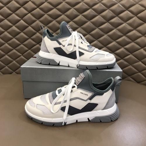 Prada Casual Shoes For Men #858843