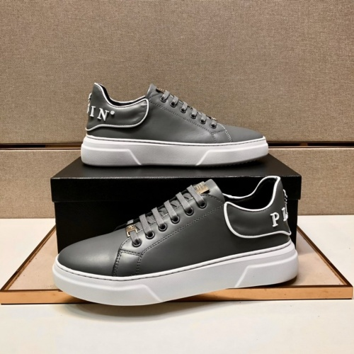 Philipp Plein Shoes For Men #858848 $80.00 USD, Wholesale Replica Philipp Plein Shoes