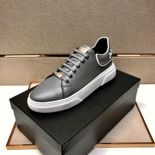 Replica Philipp Plein Shoes For Men #858848 $80.00 USD for Wholesale