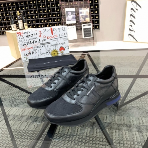 Dolce & Gabbana D&G Casual Shoes For Men #859115