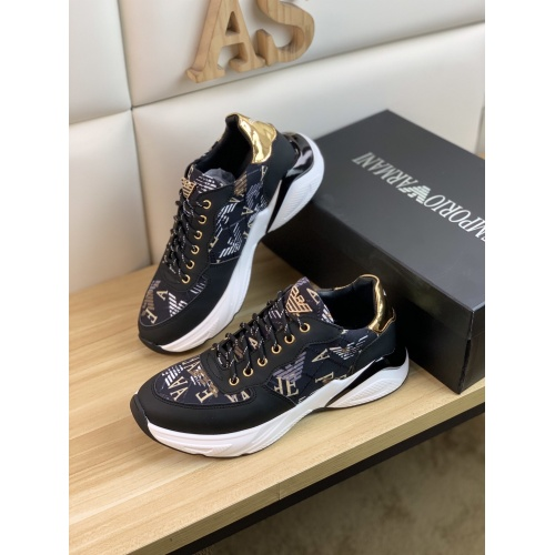 Armani Casual Shoes For Men #859195