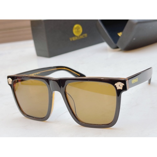 Versace AAA Quality Sunglasses #859319