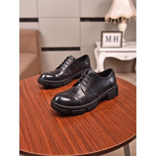 Prada Leather Shoes For Men #859361