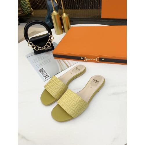 Fendi Slippers For Women #859379