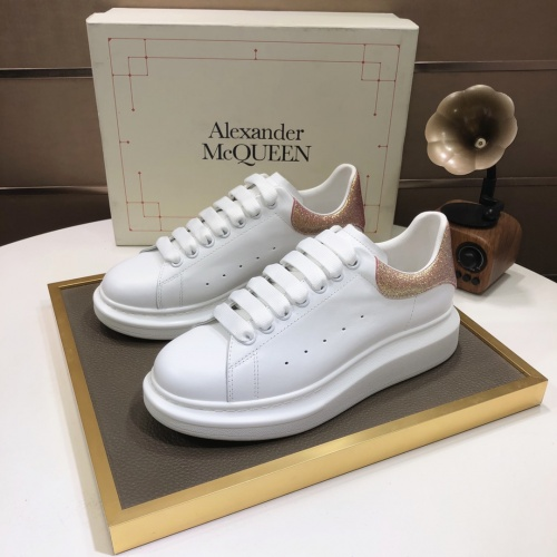 Alexander McQueen Casual Shoes For Women #859428