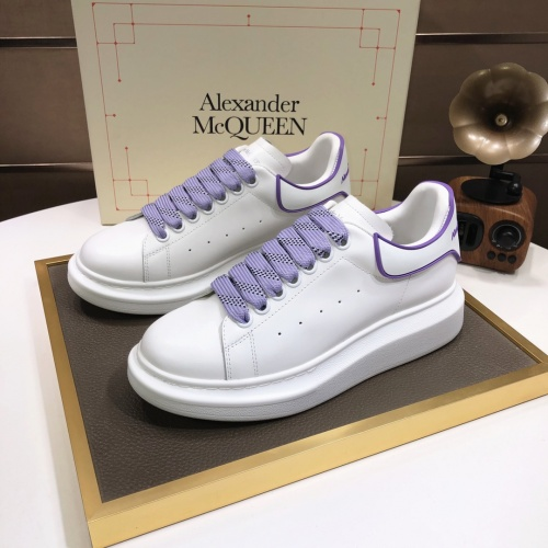 Alexander McQueen Casual Shoes For Women #859435