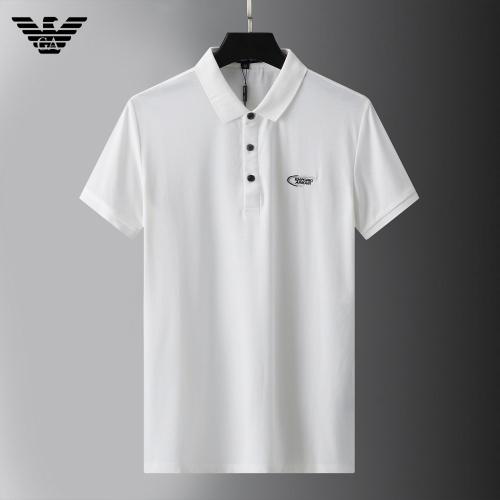 Armani T-Shirts Short Sleeved For Men #859439