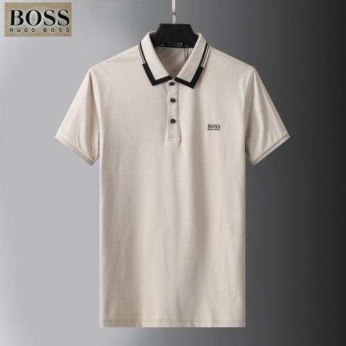 Boss T-Shirts Short Sleeved For Men #859442
