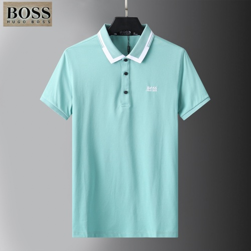 Boss T-Shirts Short Sleeved For Men #859443